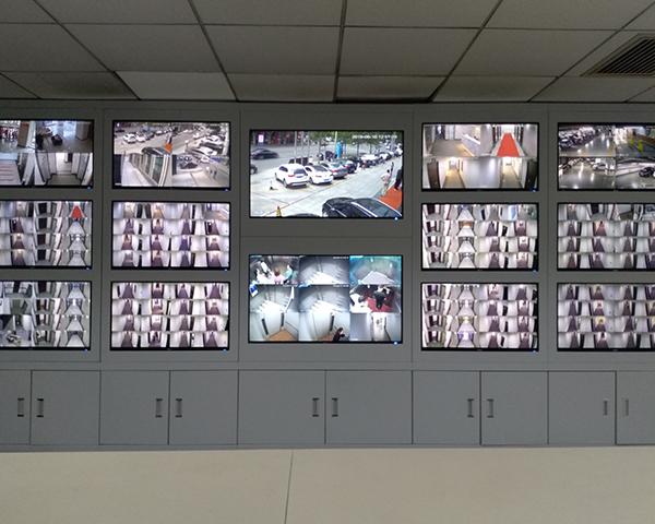 金融大厦监控系统