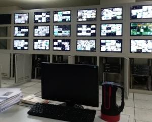 奥特莱斯商业区监控中心